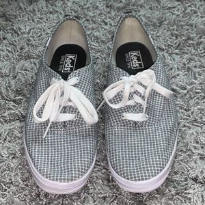 Keds Checkered Sneakers